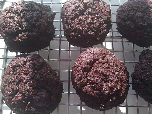 sort of more auburn velvet cookies