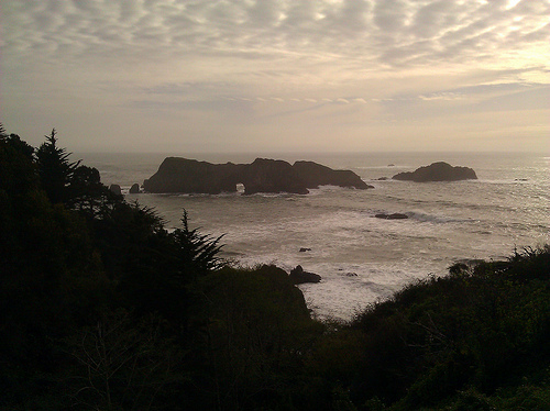 Harbor House Inn, Oceansong Cottage, Highway 1, Elk